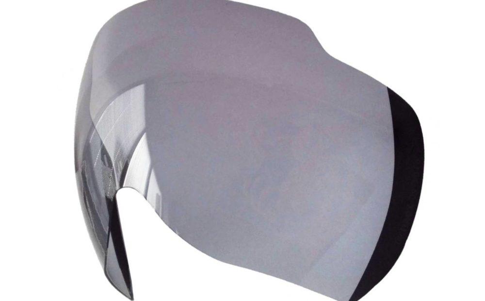 Visiera casco per ciclo